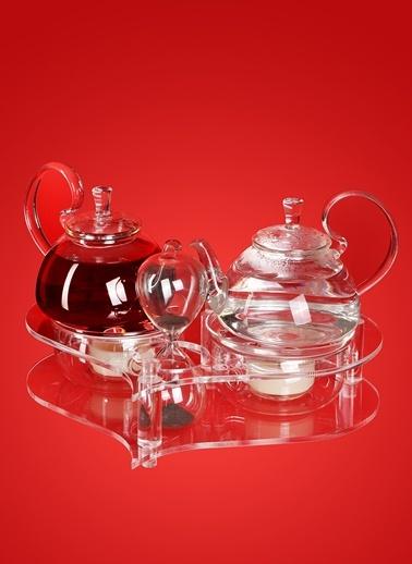 Çay Aşkı Çay Demleme Seti-5 Sense